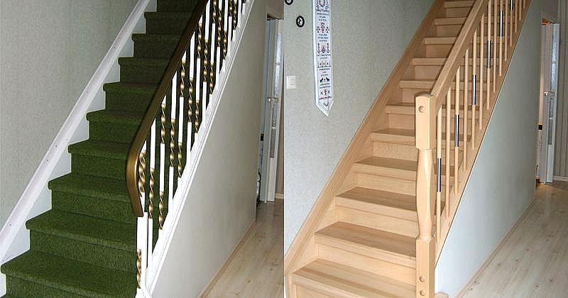 alte treppen renovieren simple die alte treppe renovieren oder durch eine neue ersetzen fr. Black Bedroom Furniture Sets. Home Design Ideas